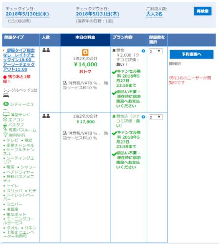 ブッキングドットコム東京シーフォートの画像